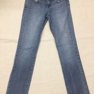 X2 Curvy W31 Womens  Size 2 Blue Long Jeans